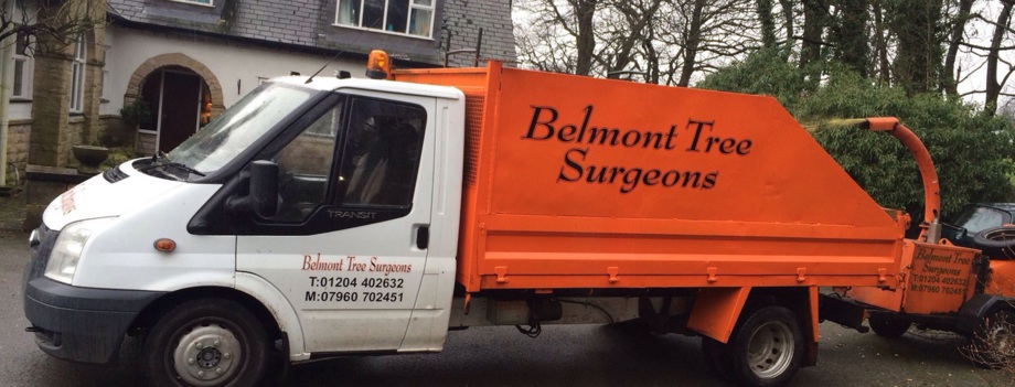 Belmont Tree Surgeons Bolton BL1 8TG - 01204402632
